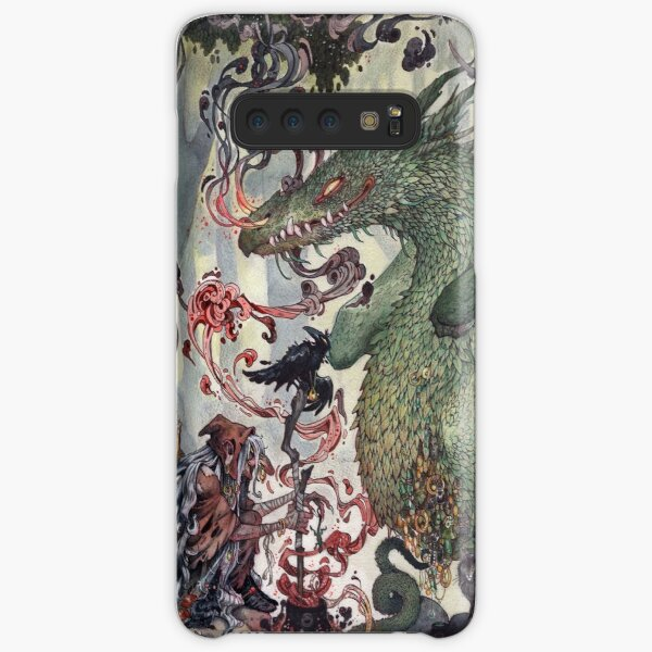 Witch & Dragon  Samsung Galaxy Snap Case