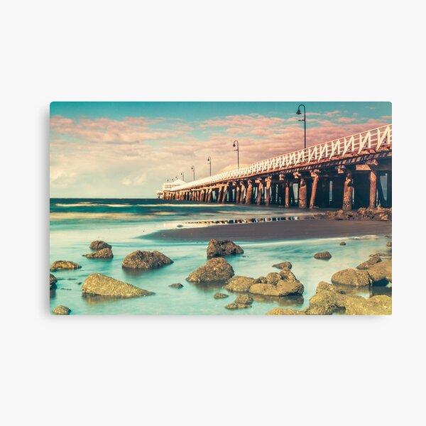 Shorncliffe Pier Canvas Print