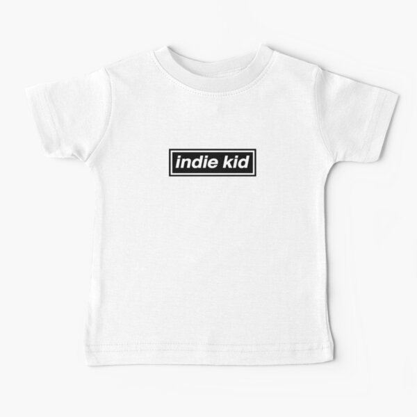 Indie Kid - OASIS Band Tribute - MADE IN THE 90s Baby T-Shirt