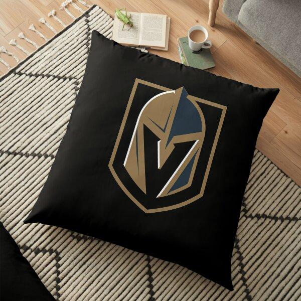 vegas golden knight hockey team Floor Pillow