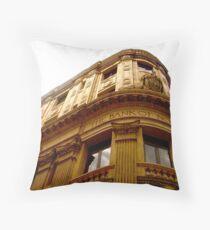 The Bank of Nova Scotia (La Habana) Throw Pillow