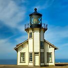Point Cabrillo Lighthouse by Karen Peron