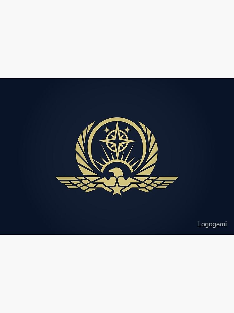 Interstellar Protectorate Logo by Logogami