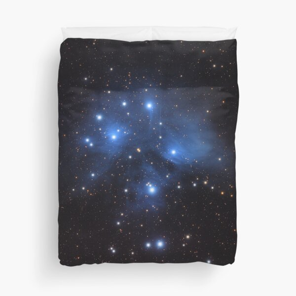 The Pleiades Duvet Cover