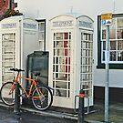 Telephone Twice by justlinda