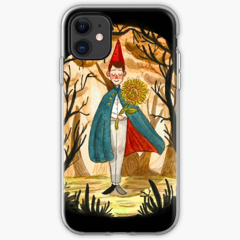 Wirt in the Forest - Over the Garden Wall™ iPhone Case & Cover