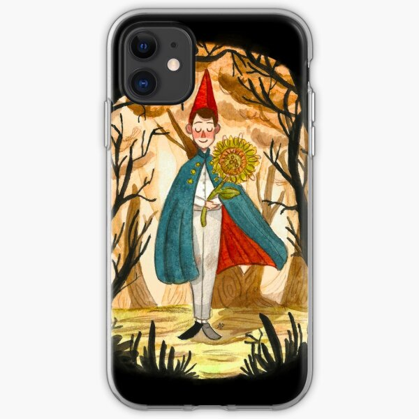 Wirt in the Forest - Over the Garden Wall™ iPhone Soft Case