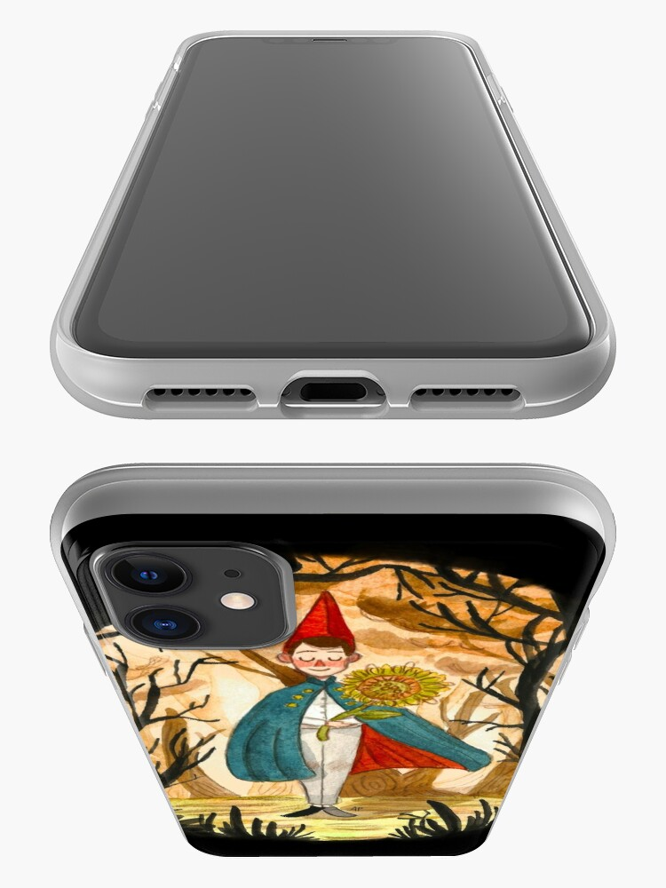 Alternate view of Wirt in the Forest - Over the Garden Wall™ iPhone Case & Cover
