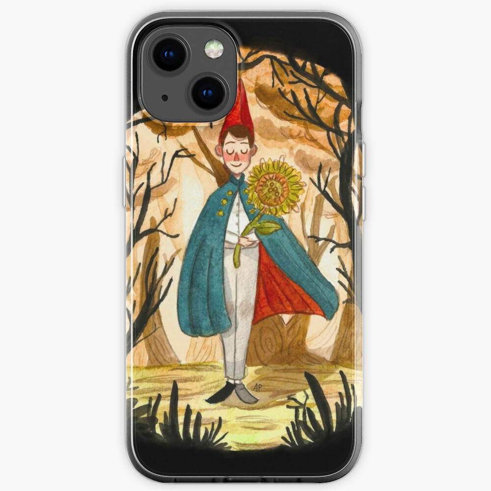 Wirt in the Forest - Over the Garden Wall™ iPhone Case