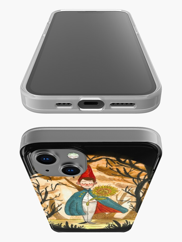 Alternate view of Wirt in the Forest - Over the Garden Wall™ iPhone Case
