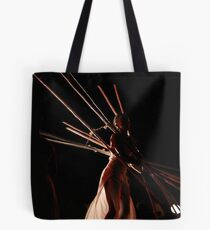Dancers create the dreams Tote Bag