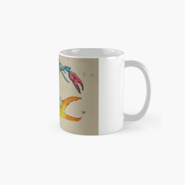 Feeling Crabby Classic Mug