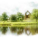 Bolton Abbey by LazloWoodbine