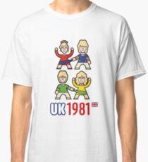 UK 1981 Classic T-Shirt