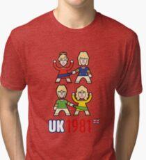 UK 1981 Tri-blend T-Shirt