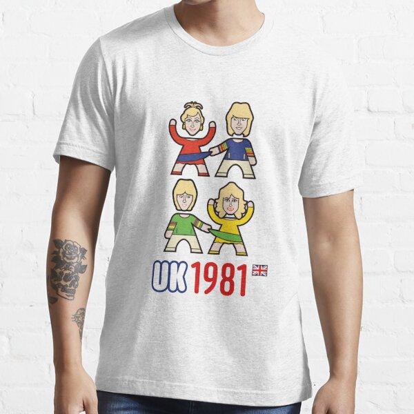 UK 1981 Essential T-Shirt
