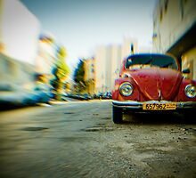 red Beetle by Victor Bezrukov