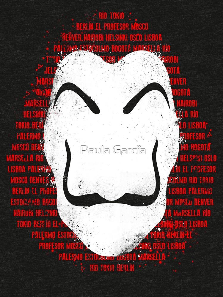 The mask of names de paula-garcia