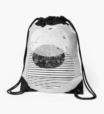 Minimalism 9 Drawstring Bag