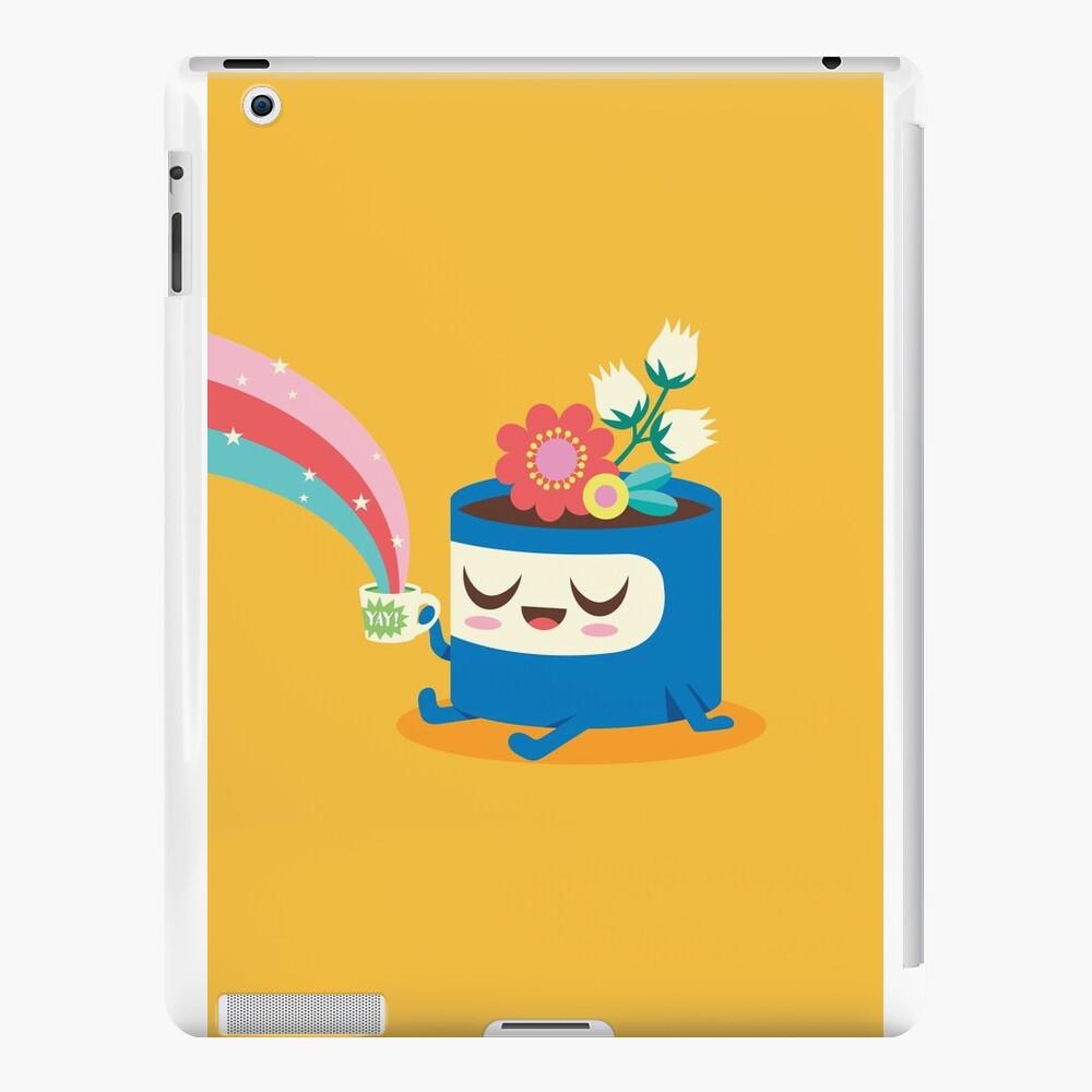 Flower Pot Head and Magic Tea iPad Cases & Skins