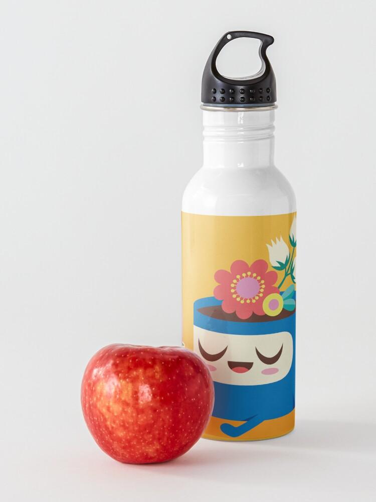 Alternate view of Flower Pot Head and Magic Tea Water Bottle