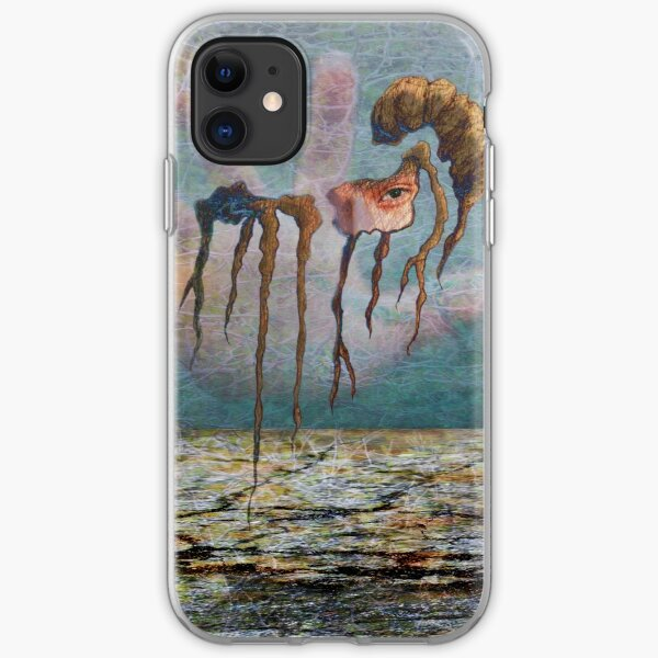 The Torment of The Mind iPhone Soft Case