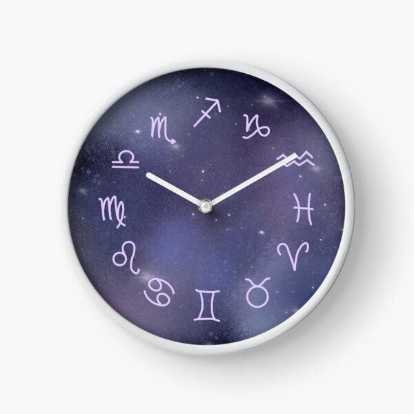 Astrology Clock Clock
