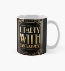 Party mit Jay Gatsby Tasse (Standard)