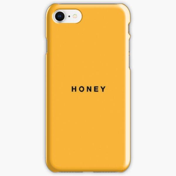 Honey Aesthetic iPhone Snap Case