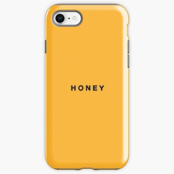 Honey Aesthetic iPhone Tough Case