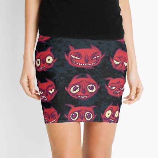 Moody (versión oscura) Minifalda