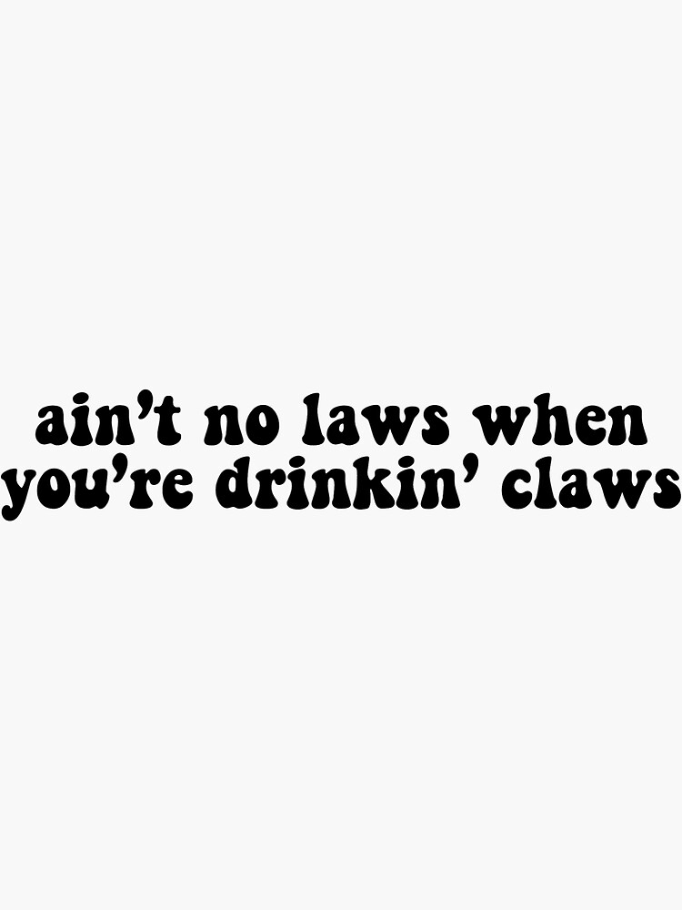 White Claw Quote by samnorman