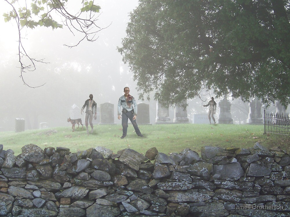 Walkers by James Brotherton