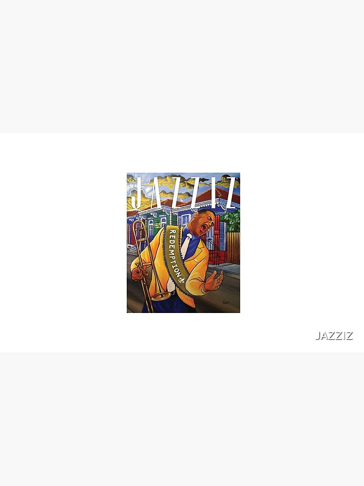 """JAZZIZ """"Redemption"""" by JAZZIZ"""