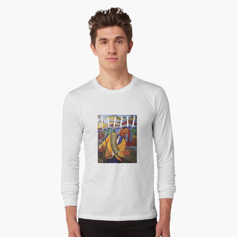 "JAZZIZ ""Redemption"" Long Sleeve T-Shirt"