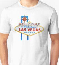 Welcome to fabulous Las Vegas | T-shirt  Unisex T-Shirt