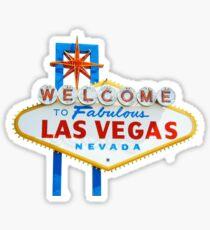 Welcome to fabulous Las Vegas | T-shirt  Sticker