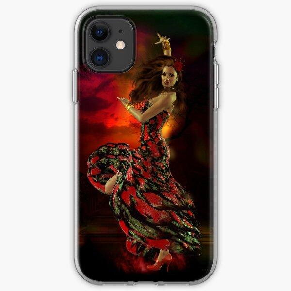 Carmen iPhone Soft Case