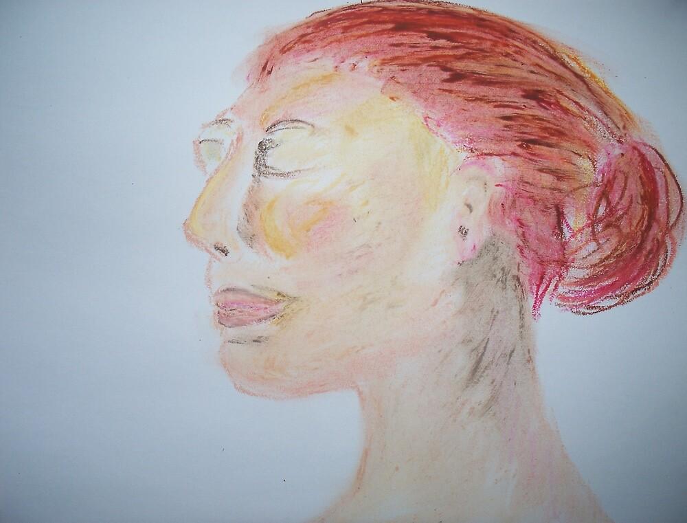 Contentment by Allison Matthas