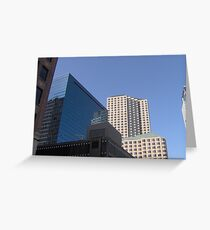 hartford connecticut Greeting Card