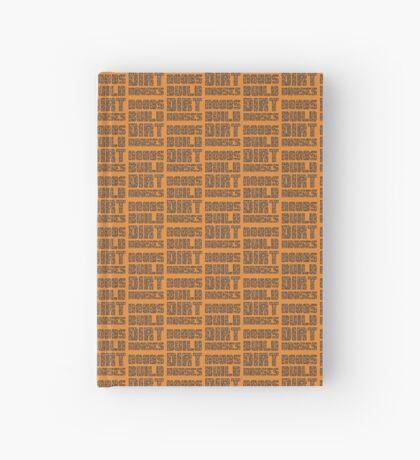 Mine craft noobs Hardcover Journal