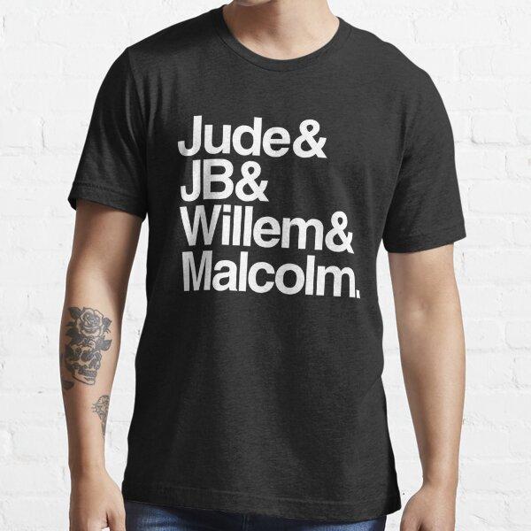 A LITTLE LIFE book JB & Jude & Willem & Malcolm Essential T-Shirt