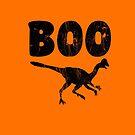 Dinosaur Halloween Kids Youth Funny School  von greatshirts