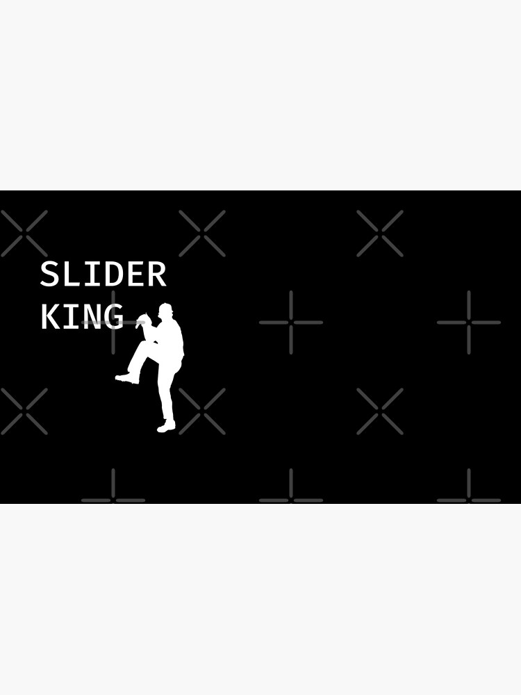Slider King - Baseball Youth Kids Funny Sports T Shirt Gift  von greatshirts