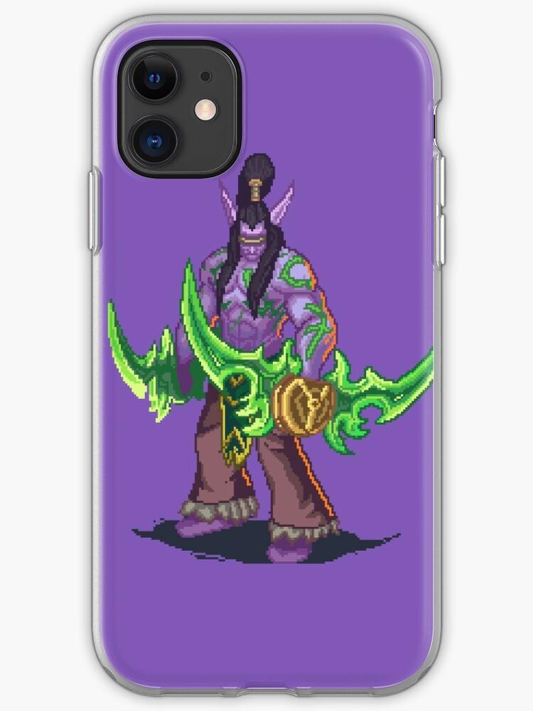 Hunter night elf iPhone 11 case