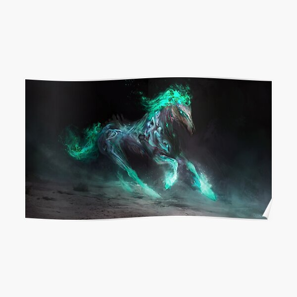 Despair, the Pale Horse Poster