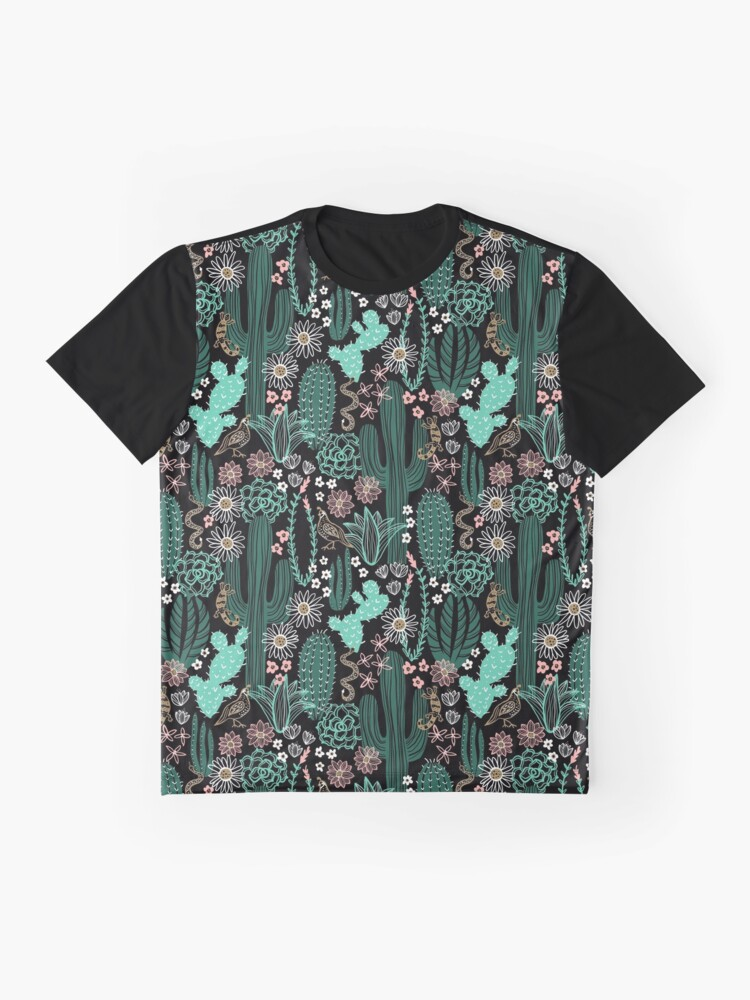 Alternative Ansicht von Sonora-Landschaft Grafik T-Shirt