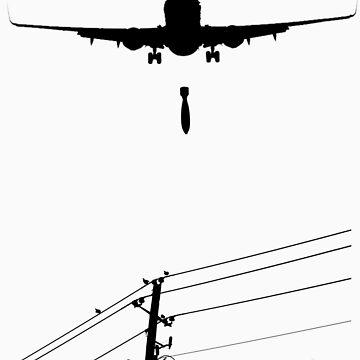 Strike At Dawn: Bombs Away by dinosrawr
