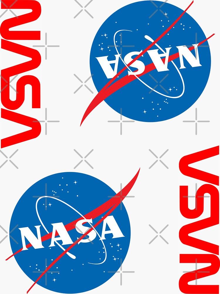 NASA × 4 von ynnej