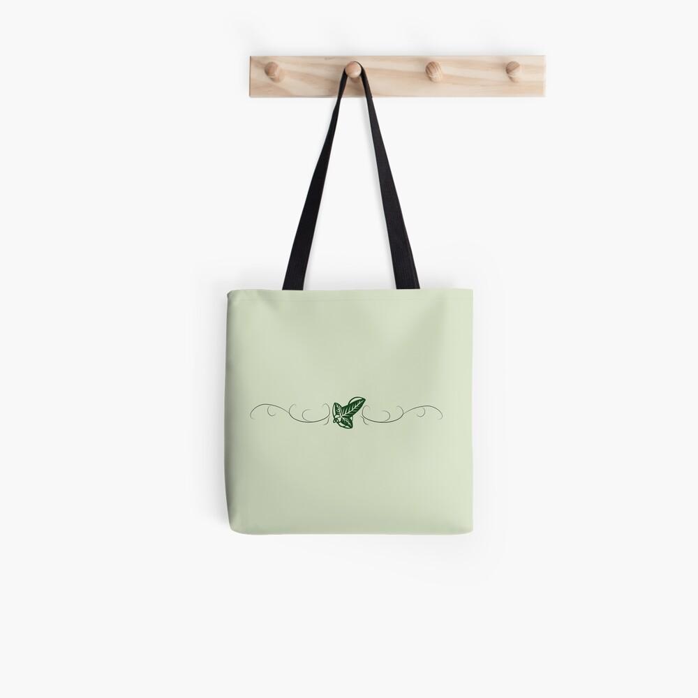 Leaf of Lorien  Tote Bag